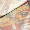 Женский зонтик сатиновый ZEST 53864 Пикассо