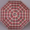 Зонт женский 4 сложения (длина 23 см, купол 98см) в клетку ZEST 54912
