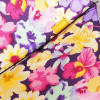 Мини зонт полный автомат ZEST 54967 Цветы