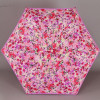 Женский мини зонт полный автомат ZEST 54967 Цветы