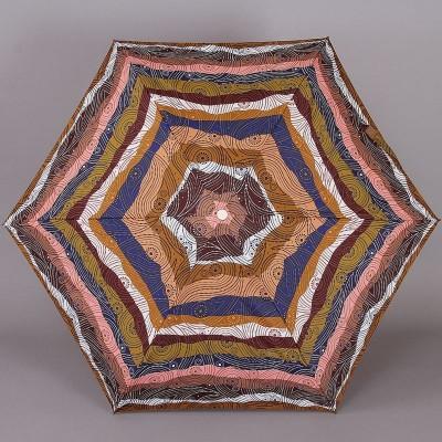 Компактный (20,5 см) женский зонт полный автомат ZEST 54967