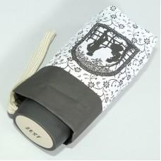 Зонт женский Zest 55516 Черно-белый ретро