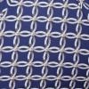 Женский зонт плоский (17см, механика) ZEST 55518-262B Переплетение колец