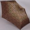 Женский зонтик (190 гр, 17 см, механика) ZEST 55518-273B Узоры