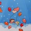 Зонтик трость для маленьких ZEST 81561-005