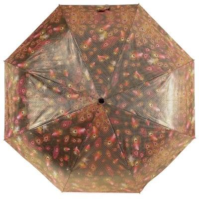 Зонт S&S женский 1123-9803 Перья