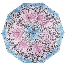 Женский зонтик Shine 23595 Leopard